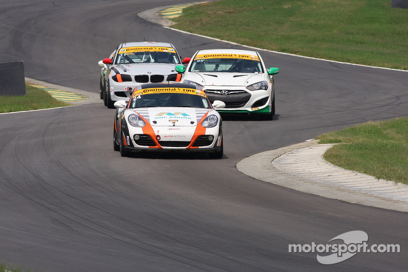 #24 Autometrics Motorsports 保时捷 Boxster: 科里·弗里德曼, 马克·麦吉