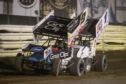Daryn Pittman and Logan Schuchart