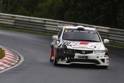 #286 Honda Civic R3: Tiago Monteiro, Gabriele Tarquini