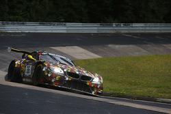 #36 Walkenhorst Motorsport BMW Z4 GT3: Niclas Kentenich, Peter Posavac, Henry Walkenhorst, Anders Bu