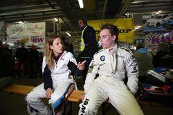 Michela Cerruti and Jake Hughes