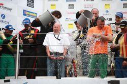 ALS Ice Bucket Challenge on the Podium, Karl Mauer, VLN Chairman
