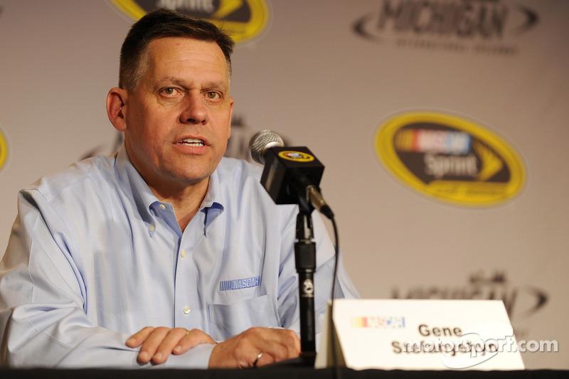 Gene Stefanyshyn, Vice Presidente per l'Innovazione e Sviluppo NASCAR