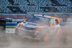 #81 Subaru Rally Team USA Subaru WRX STi: Bucky Lasek