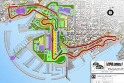 Pläne für eine F1-Strecke nahe Athen, Griechenland