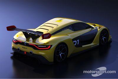 Présentation de la Renault Sport R.S. 01