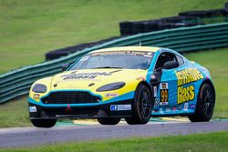 #99 Automatic Racing Aston Martin Vantage: Rob Ecklin, Steve Phillips