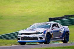 #9 Stevenson Motorsports Chevrolet Camaro Z/28.R: Andy Lally, Matt Bell