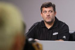 Tony Stewart press conference for his return to racing