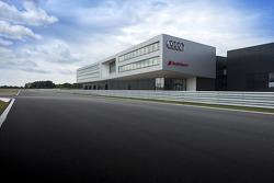Новый дом Audi Sport, Audi Neuburg.