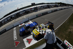 Ryan Blaney vainqueur devant German Quiroga