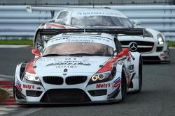 #91 AAI-RSTRDA BMW Z4: Jun San Chen, Tatsuya Tanigawa, Carlo van Dam