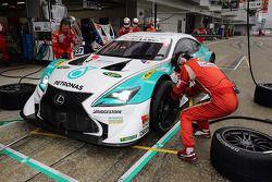 #36 Lexus Takımı Petronas Tom's Lexus RC F: Kazuki Nakajima, James Rossiter