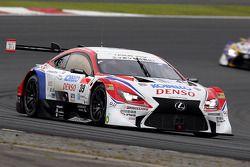 #39 Lexus Team Sard Lexus RC F: Оливер Джарвис, Хироаки Ишиура