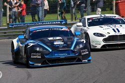 #6 PGF - Kinfaun AMR Aston Martin Vantage GT3: Phil Dryburgh, John Gaw