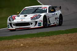 #43 Century Motorsport G55 Ginetta GT4: Tom Oliphant Morten Dons