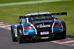 #79 Ecurie Ecosse BMW Z4 GT3: Marco Attard, Alexander Simms