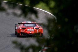 #29 AF Corse Ferrari 458 İtalya GT3: Pasin Lathouras, Matt Griffin