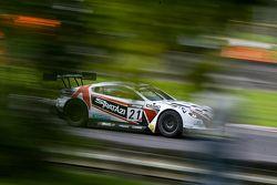 #21 Strata 21 阿斯顿马丁 Vantage GT3: 保罗·怀特, 汤姆·奥斯洛-科尔