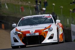 #86 GPRM Toyota G86: James Fletcher, Stefan Hodgetts