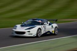 #77 Izzy Racing Lotus Evora GT4