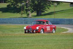 De Mighty #555- Alfa Romeo Guilietta Veloce Spider