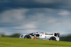 Тесты Porsche 919 Hybrid, тесты.
