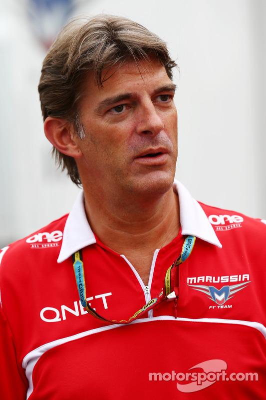 Graeme Lowdon, Teamchef Marussia F1 Team