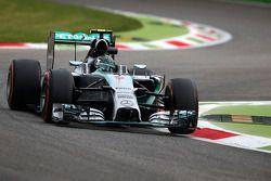 Nico Rosberg, Mercedes AMG F1 Takımı