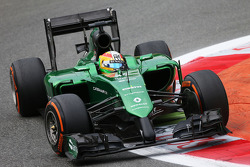 Roberto Merhi, Caterham CT05