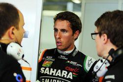 Daniel Juncadella, Sahara Force India F1 Team Piloto de pruebas y reserva