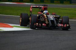 Charles Pic, Lotus F1 E22 Terzo pilota