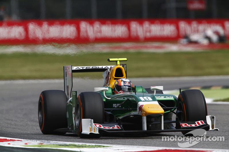 Monza 2014: Pierre Gasly, Caterham Racing