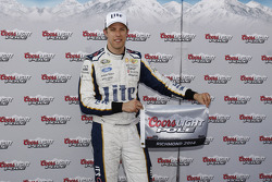 Pole position Brad Keselowski, Team Penske Ford