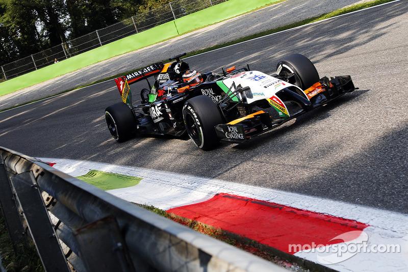2014 : Force India VJM07