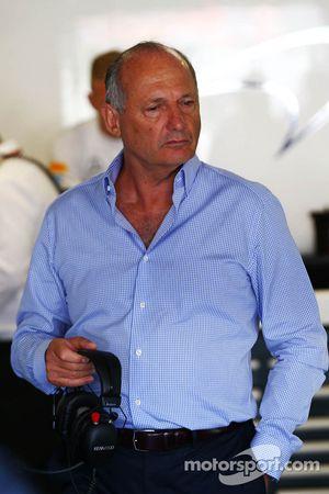 Ron Dennis, PDG de McLaren