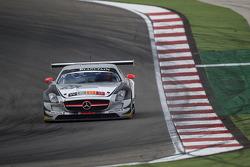 #72 Sports&You Mercedes SLS AMG GT3: Antonio Coimbra, Luis Sa Silva