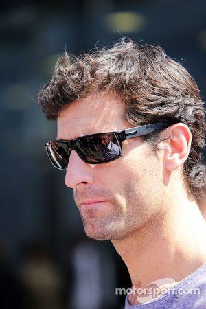Mark Webber, piloto Porsche Team WEC