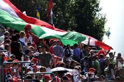 ГП Италии, Субботняя квалификация.