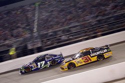 Ricky Stenhouse Jr. et Ryan Newman
