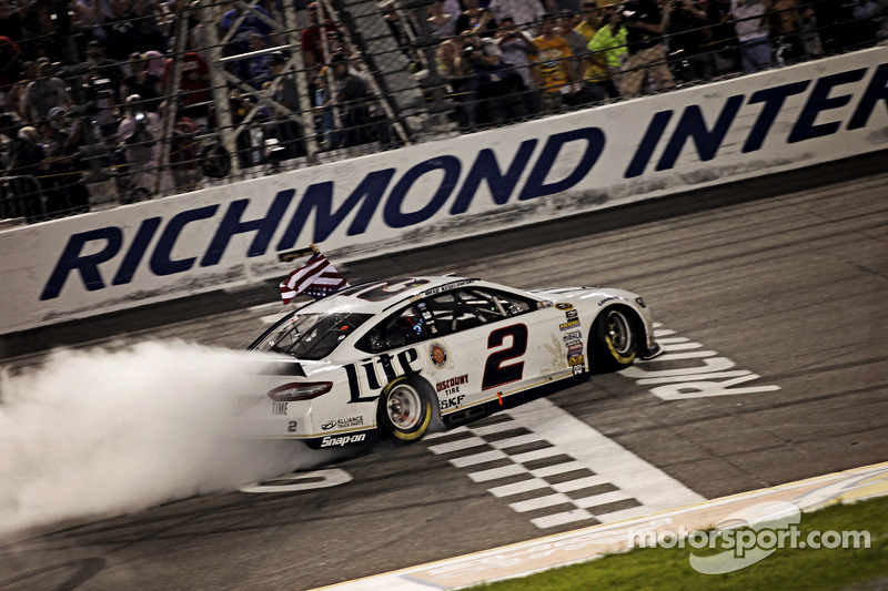 2014, Richmond 2: Brad Keselowski (Penske-Ford)