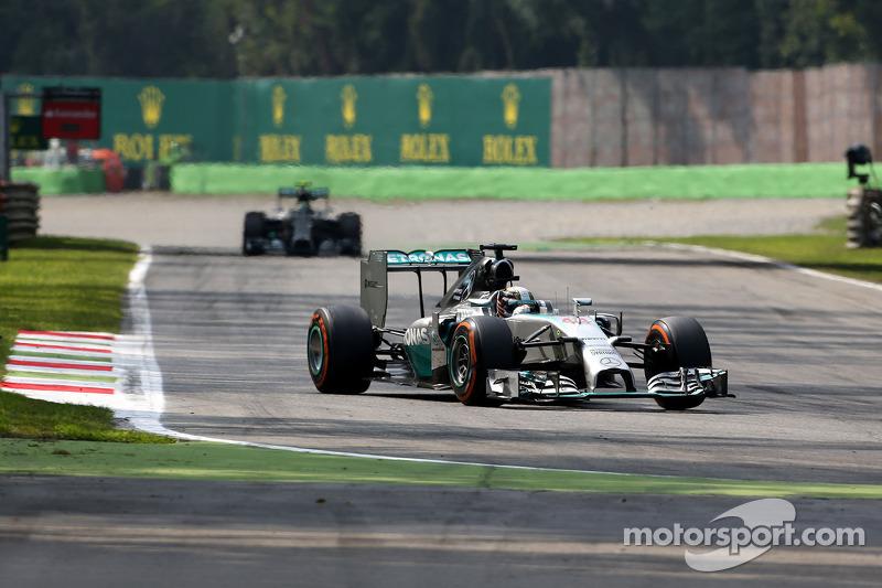 2014 - Lewis Hamilton (Mercedes)