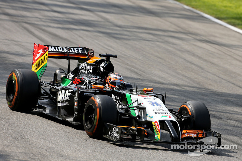 Nico Hülkenberg, Sahara Force India VJM07