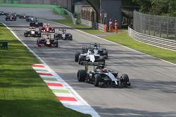 Arrancada, Kevin Magnussen, McLaren F1