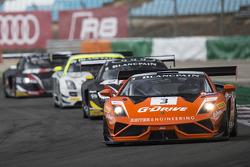 #3 G-Drive Racing Lamborghini LFII: Roman Rusinov, Tomas Enge