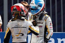 Jolyon Palmer and Stephane Richelmi