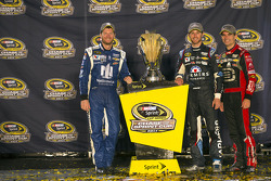 Dale Earnhardt Jr., Kasey Kahne et Jeff Gordon