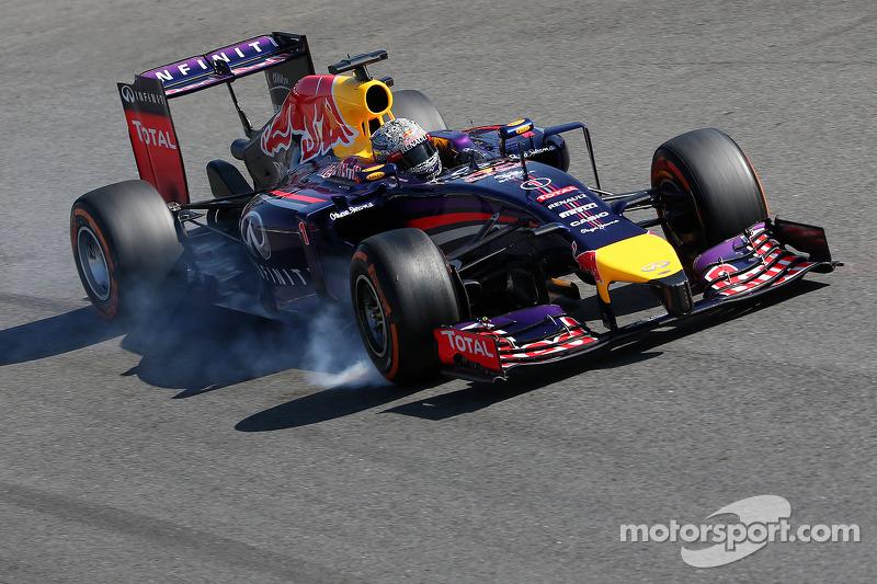 5º Sebastian Vettel - 21 corridas - De Grã Bretanha 2014 até Hungria 2015 - Red Bull e Ferrari