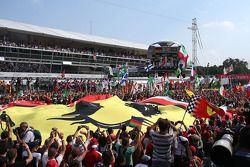 ГП Италии, Воскресенье, после гонки.