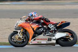 Julien Da Costa, Honda Racing